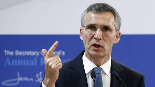 НАТО имеет финансовые варианты ответа на прекращение ракетного договора, – генсек