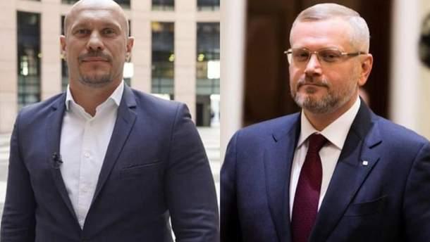 Илья Кива и Александр Вилкул