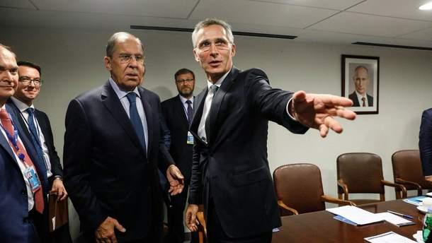 У НАТО чекають продовження діалогу із Росією, незважаючи на порушення нею ракетного договору