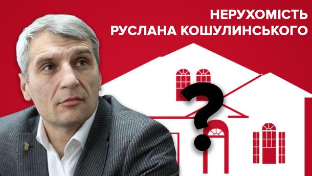 Недвижимость Руслан Кошулинский - все о имениях кандидата в президенты Украины 2019