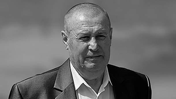 Умер Виталий Хмельницкий
