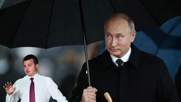 Сурков – головний казкар Путіна