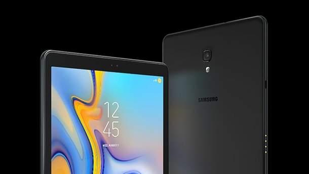 Вероятное изображение планшета Samsung Galaxy Tab A