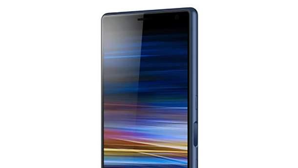 Рендер Sony Xperia XA3