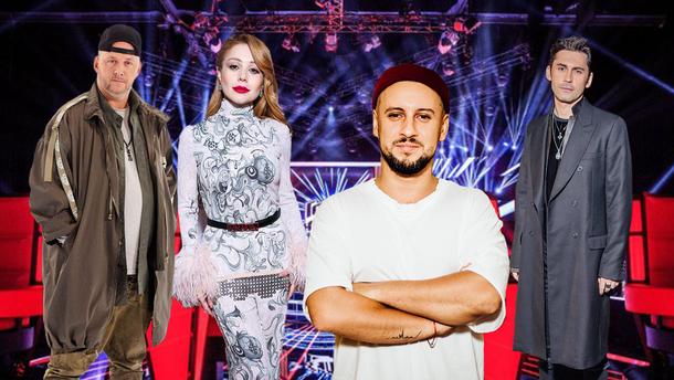 Голос країни 2019 - 9 сезон 5 випуск - дивитися онлайн 17.02.2019