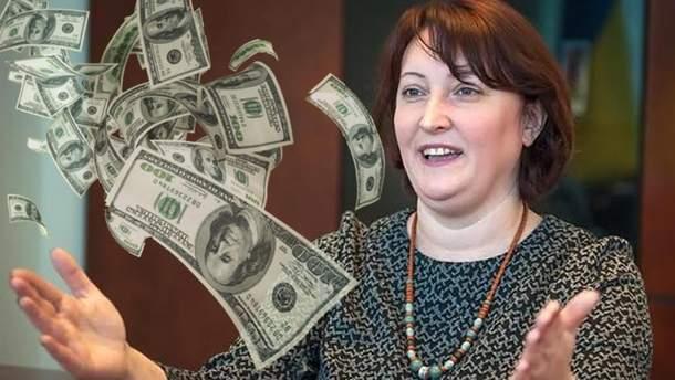 Скільки платять членам НАЗК за врятованих корупціонерів