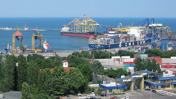 Порт ''Чорноморськ'