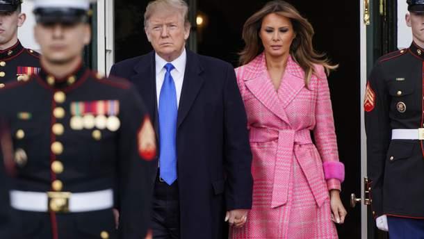 Дональд і Меланія Трамп