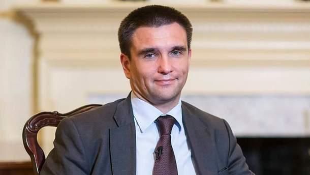 У марсиан больше шансов, – Климкин о наблюдателях России на выборах в Украине