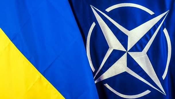 Україна активно співпрацює з НАТО