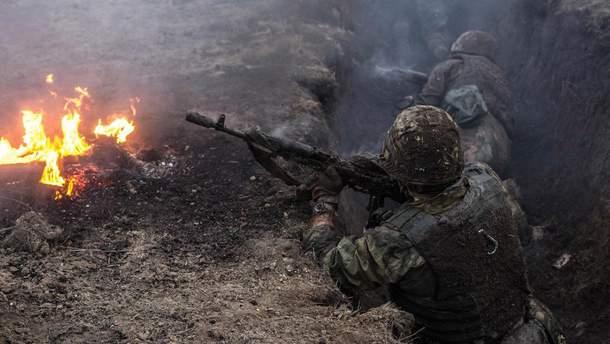 Оккупанты палят: пророссийские силовики одновременно обстреляли силы ВСУ около 3 населенных пунктов