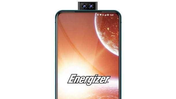 Смартфон Energizer Power Max P18K Pop