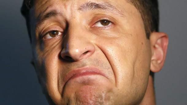Владимир Зеленский только ступил на свой политический путь