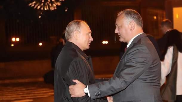 В России считают, что в случае победы социалистов на выборах в Молдове будет новый Майдан