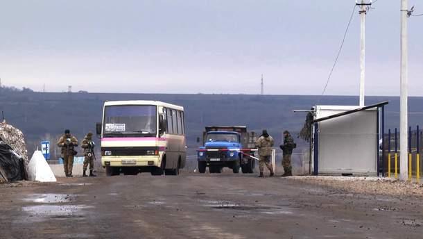 Контрольно-пропускной пункт Майорск