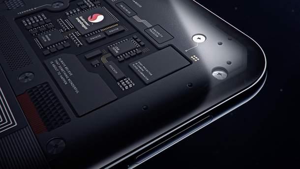 Рендер смартфона Xiaomi Mi 9 Explorer Edition