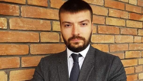 Олександр Криворучко