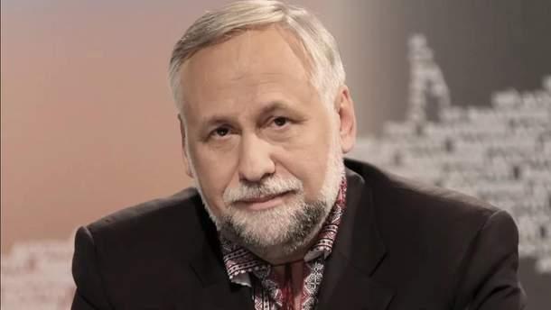 Юрій Кармазін: біографія кандидата в президенти України 2019
