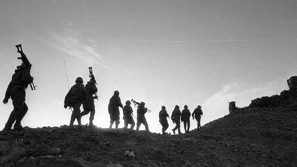 Значна роль військових в Афганістані була звичною для азійської країни