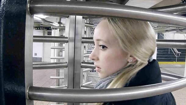 Людей закрили у турнікетах метро Нью-Йорка