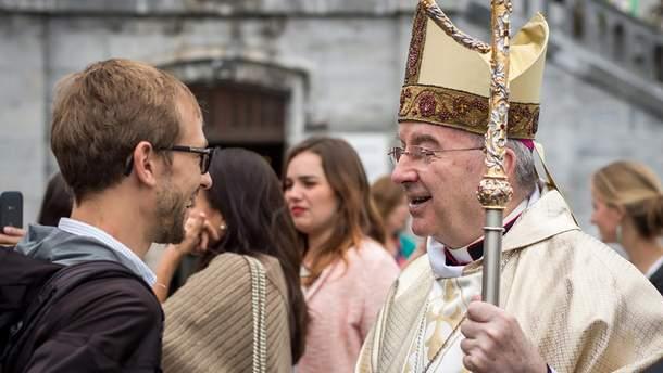 Папский нунций Вентура – под следствием по подозрению в домогательствах