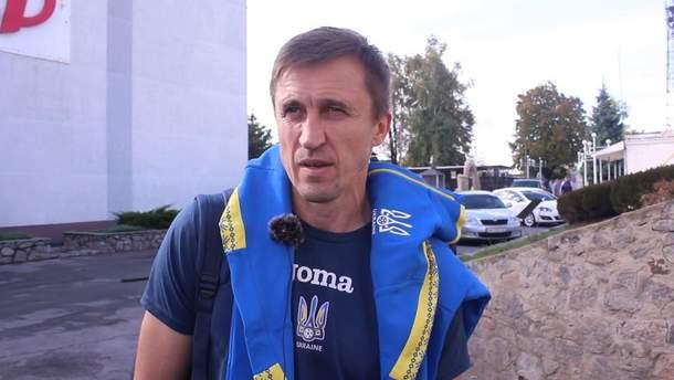 Сергей Нагорняк возглавил сборные Украины U-15 и U-19