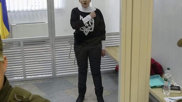 Надежды Савченко снова продлили срок ареста