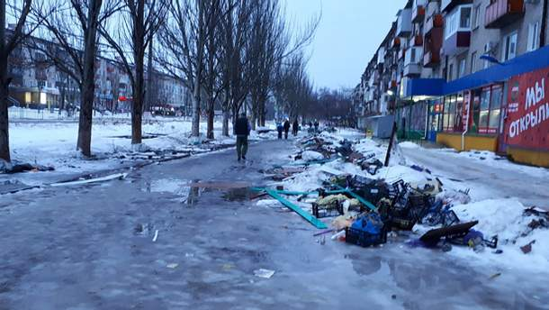 Луганск сегодня
