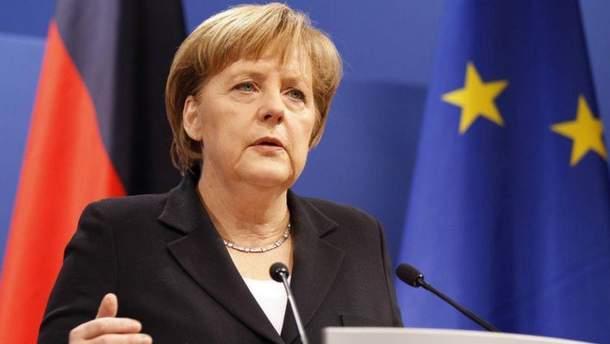 Я на боці Порошенка, але Росія залишиться нашим партнером, – Меркель