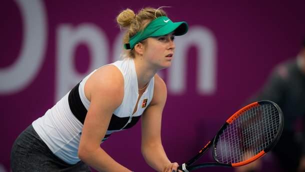 Свитолина, Цуренко и Ястремская узнали первых соперниц на турнире в Дубае