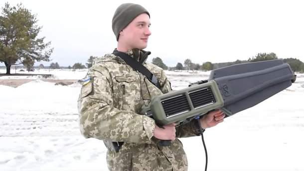 Як ефектно знешкодити безпілотник противника: українські воїни розробили новий радіокомплекс (відео)