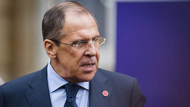 """Лавров зухвало звинуватив Україну у """"керченських провокаціях"""""""