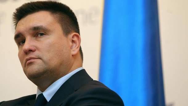 """""""Это еще не конец"""": Климкин сказал, когда России ждать персональных санкций от ЕС"""