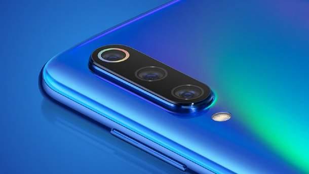 Рендер смартфона Xiaomi Mi 9