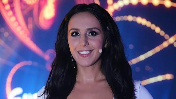 Джамала на Нацотборе Евровидения-2019