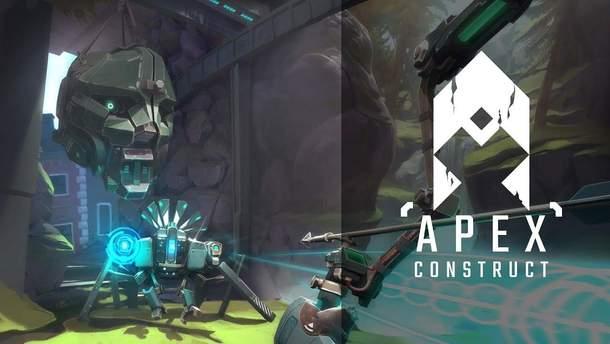 Промо игры Apex Construct