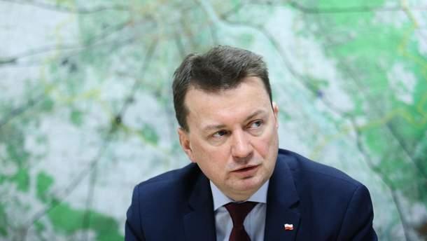 Росія озброюється за гроші Заходу, – глава міноборони Польщі