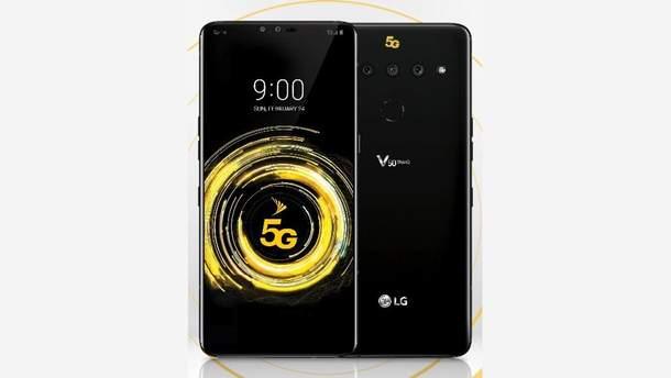 Смартфон LG V50 ThinQ засвітився на якісних рендерах: характеристики та ціна