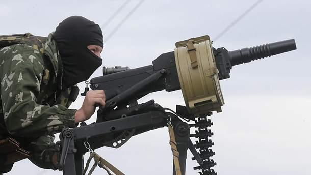 Ситуація на Донбасі: загинув 1 український військовий та 5 бойовиків