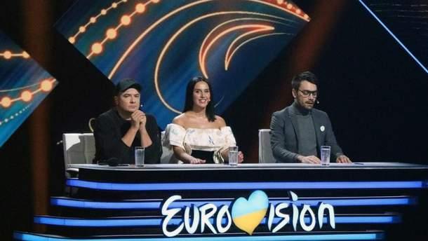 Нацвідбір Євробачення-2019: Джамала прокоментувала виступ гурту KAZKA