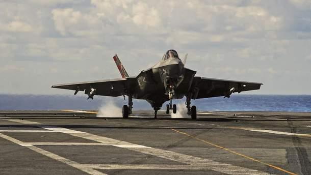 Винищувач F-35 отримає стелс-бомбу, здатну пролетіти 500 кілометрів, – ЗМІ