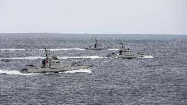 В українсько-американських навчаннях біля Криму задіють 9 кораблів, літаки і гелікоптери