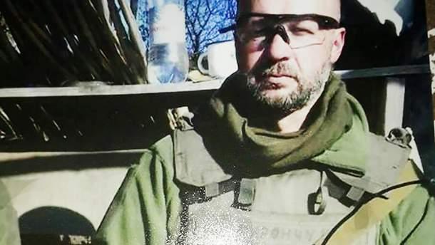 Боец 128 бригады ВСУ Игорь Мирончук попал в плен боевиков