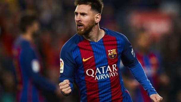 Ліонель Мессі – найкращий футболіст 2018 року за версією FourFourTwo
