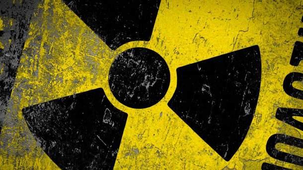На Тернопольщине 17 февраля прозвучало сообщение о радиационной опасности