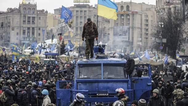 П'яті роковини розстрілів на Майдані: хроніка кривавих подій