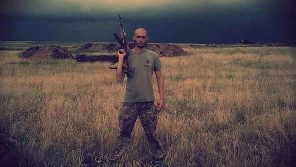 """Это Hitman: за кого воюет на Донбассе гражданин Молдовы и что означает """"тот самый палец"""""""