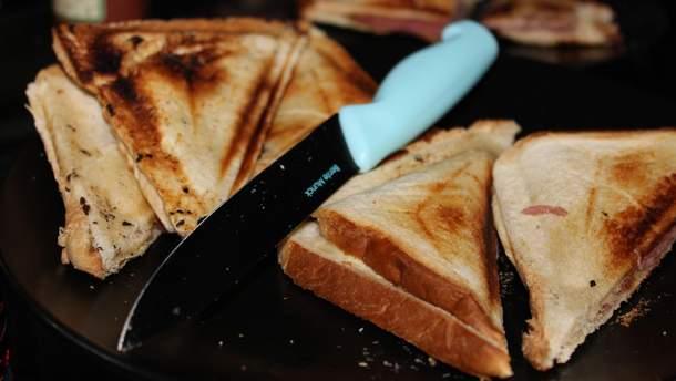 Шкода тостів