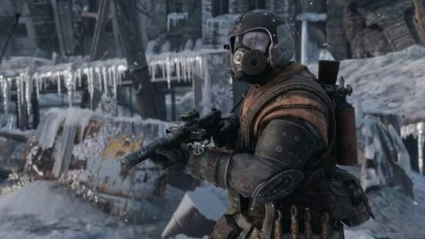 Гра від українських розробників Metro: Exodus стала лідером продажів у Великобританії