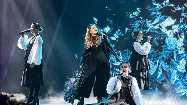 Суддя Нацвідбору Євробачення-2019 назвав головний недолік виступу гурту KAZKA